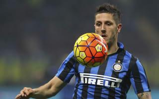 Empoli v Inter: Jovetic cools Serie A title talk