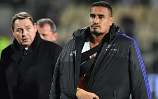 Kaino out of Argentina Test