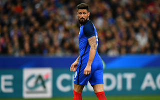 France 5 Paraguay 0: Giroud hits hat-trick in friendly rout