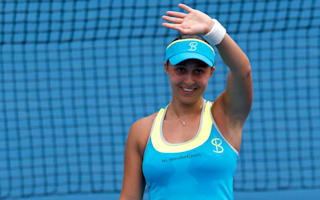 Paszek's fairytale run continues in Auckland