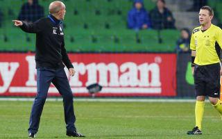 Glory coach Lowe accepts ban