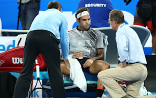 Federer hits back at Cash 'legal cheating' accusation