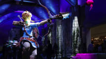 The Legend of Zelda: Breath of the Wild - Impressionen vom E3-Stand