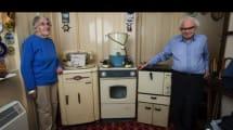 El matrimonio lleva décadas usando los mismos electrodomésticos