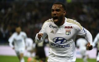 BREAKING NEWS: Lyon reject EUR35m Arsenal offer for Lacazette