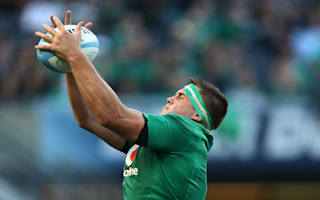 Best and Stander dedicate All Blacks win to Foley