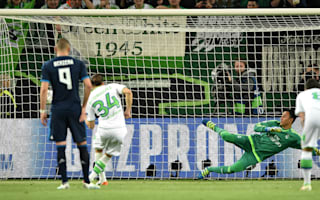 Wolfsburg 2 Real Madrid 0: Rodriguez and Arnold shock Spanish giants