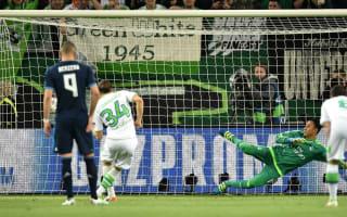 Wolfsburg 2 Real Madrid 0: Rodriguez and Arnold shock Spanish giants