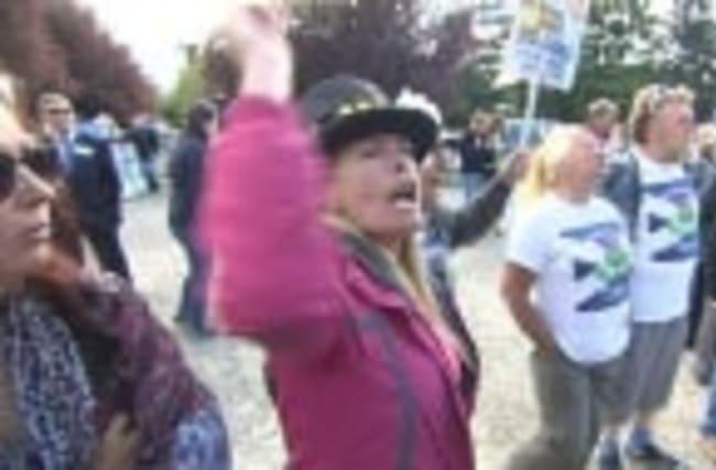 Anger as fracking gets green light in UK