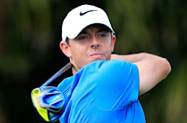 Rory McIlroy defends round of golf with Trump after abuse