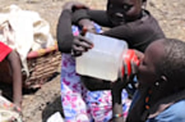 Millions at risk of starvation as famine hits South Sudan
