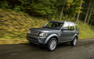 First drive: 2014 Land Rover Discovery 4