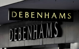 Debenhams shake-up as profits dive