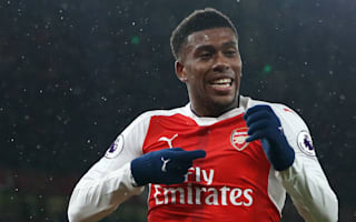 Iwobi: Wilshere my biggest influence