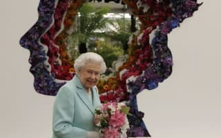 Queen and Prince Philip treated to advance viewing of Chelsea Flower Show