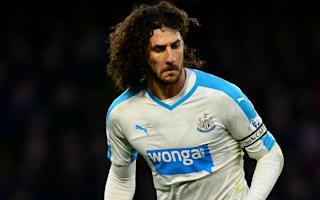 Coloccini concedes Newcastle are 'too nice'