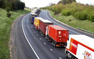Lorry drivers face daily road fee