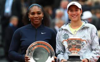 Serena's Australian Open loss inspired me - Muguruza