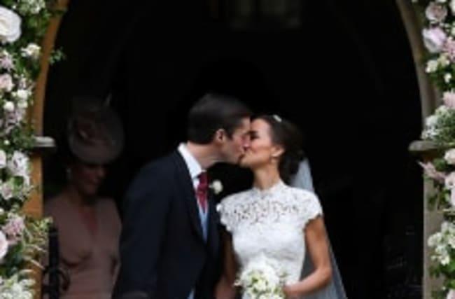 Découvrez le mariage royal de Pippa Middleton