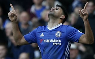 Courtois: Diego Costa dribbles past defenders like it is nothing