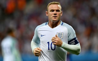 Rooney to start as captain for England