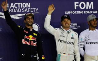 Ricciardo backs Rosberg to beat Hamilton