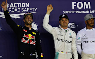 Ricciardo backs Rosberg to beat Hamilton