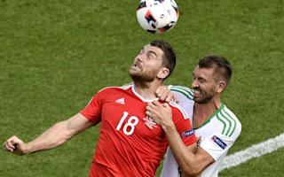 Vokes consoles McAuley after Wales march on