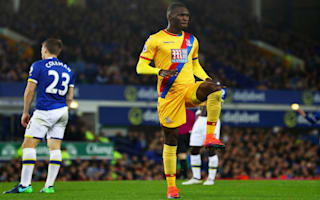 Everton 1 Crystal Palace 1: Benteke cancels out Lukaku opener