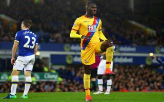 Everton 1 Crystal Palace 1: Benteke cancels out Lukaku opener