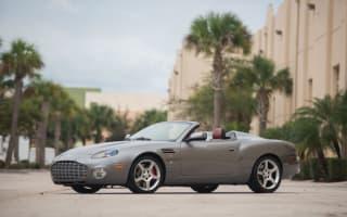 Incredibly rare Aston Martin Zagato heads to auction