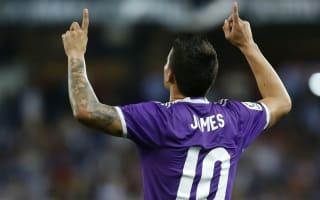 Casilla hails James after goalscoring return