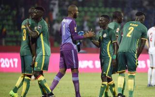 Senegal v Zimbabwe: Cisse wants to live up to favourites tag