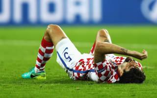 Fiorentina dealt blow in Corluka pursuit