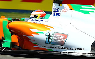 Di Resta would be happy with Mercedes seat