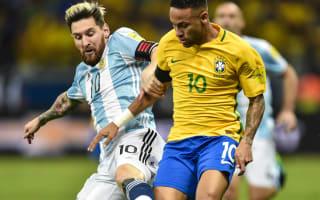 Neymar scores 50th international goal for Brazil