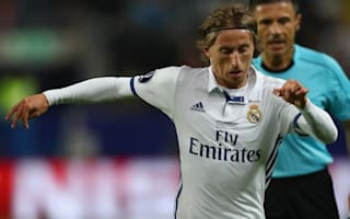 Madrid confirm Modric knee injury
