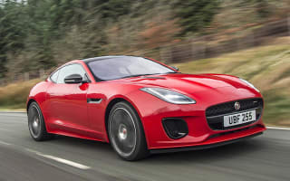 Jaguar announces new four-cylinder F-Type