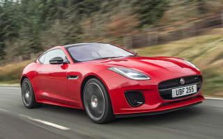 Jaguar announces new four-cylinder F-Type