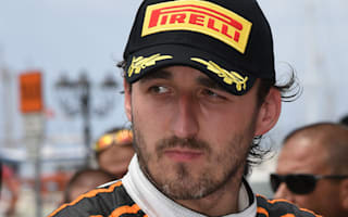 F1 test reminded me what I've lost, says Kubica