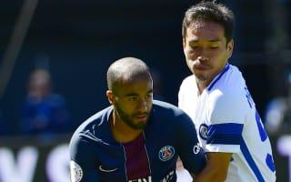 PSG tougher under Emery - Lucas Moura