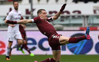 Belotti's star continues to rise with eight-minute hat-trick for Torino