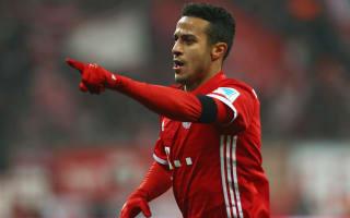BREAKING NEWS: Thiago signs new Bayern deal