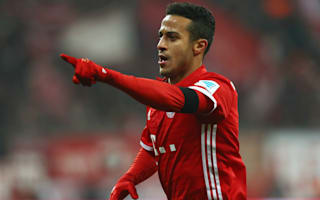 BREAKING NEWS: Thiago signs new Bayern deal