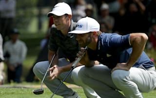 Dustin Johnson to tee off with McIlroy, as Garcia returns at Sawgrass