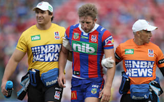 Knights considering appeal against NRL fine over Elliot injury