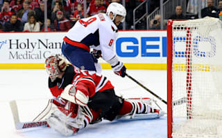 Capitals prevail in shoot-out, Panthers stumble