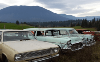 Gigantic Canadian car collection up for sale