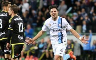 Melbourne City 3 Wellington Phoenix 0: Rampant Fornaroli sends hosts top