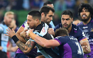 Storm the final hurdle in Sharks' quest for history